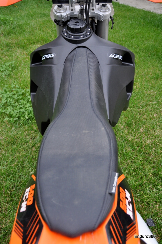 Oversize Fuel Tanks For Ktm Fuel Injected Models