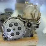 300 Motor gets complete overhaul