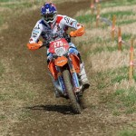 Christophe Nambotin wins day 2 ISDE