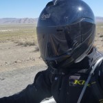 """Lots of desolate desert today, here near the site of """"The Burning Man"""""""