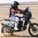 Barreda leads after stage 1