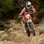 Ivan Cervantes in final ride for Gas Gas brand