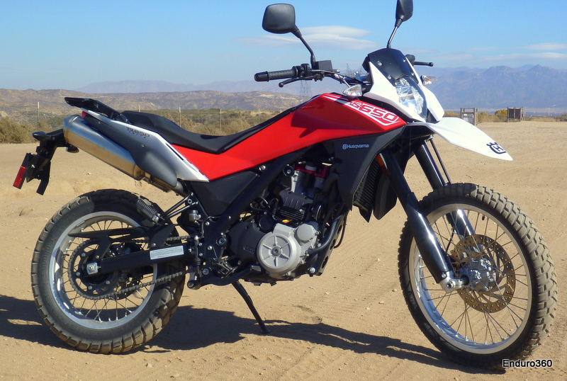 Used Bmw In Los Angeles 2013 Husqvarna TR650 First Ride | Enduro360.com