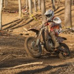 Russell win narrow lead over Whibley for XC1 championship chase