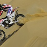 Barreda leads 2012 Pharaons Rally