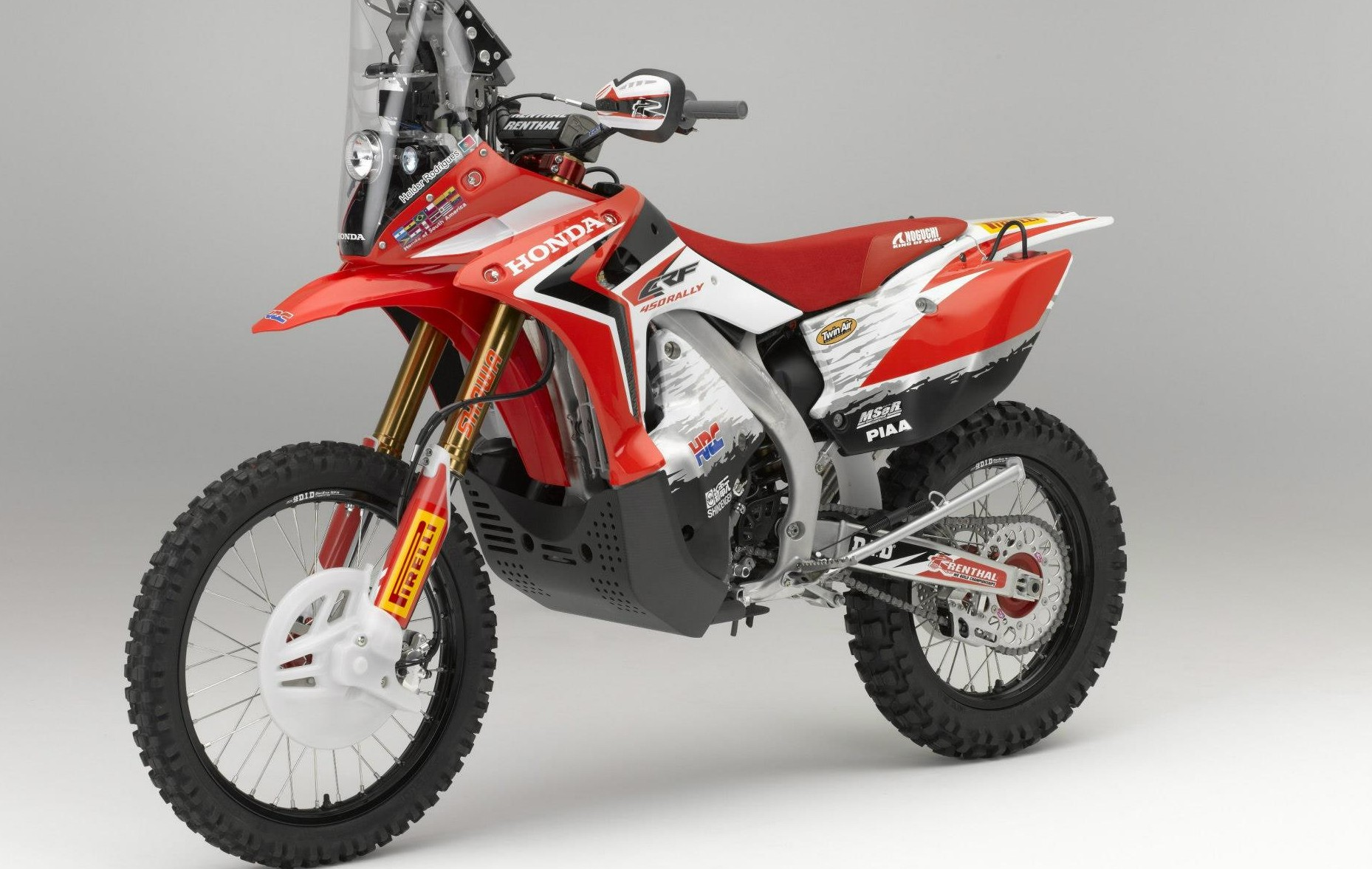 Honda Crf 450 Dakar Model Debut Enduro360com