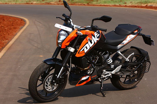 200 Duke is the first Indian produced KTM model and has sold 10,000 units in first year