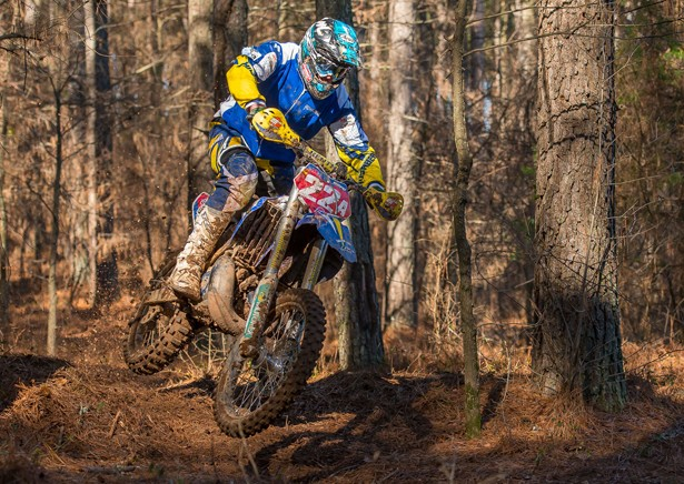 Mike Lafferty wins Alligator Enduro
