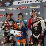 Taddy, Knighter, Walker SuperEnduro podium