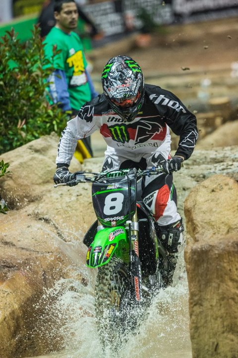 2013 Endurocross season kicks off in Las Vegas