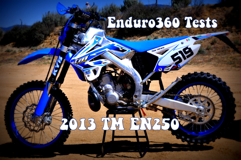 2013 TM EN250 Review