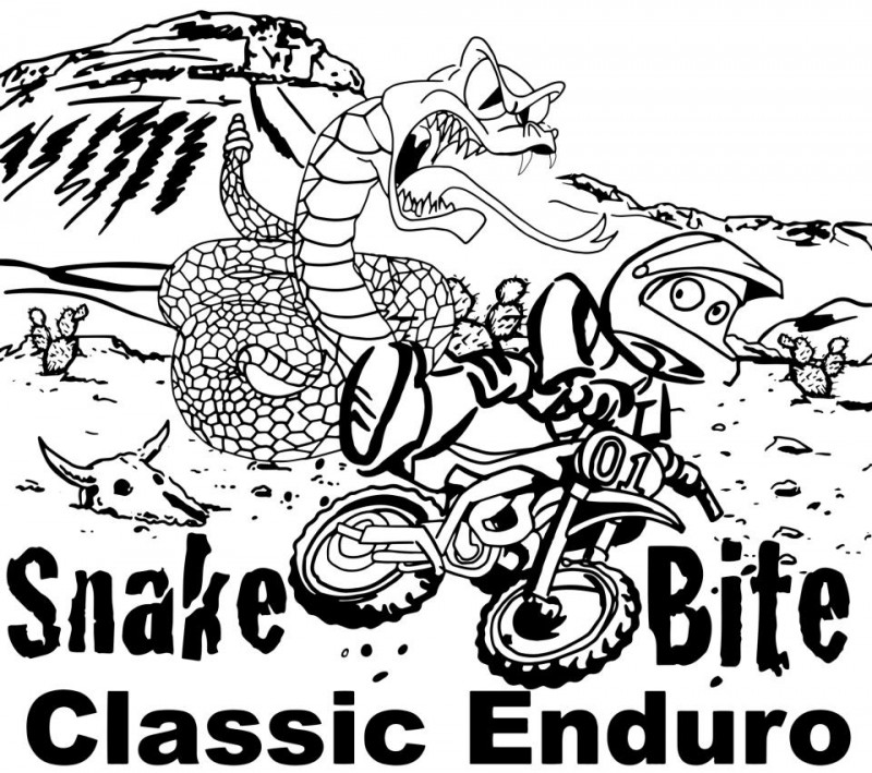The BRMC / RMEC Snakebite Classic Enduro in Grand Junction, CO is quickly approaching April 21st, 2013. Just wanted to remind everyone that pre-entry through Moto-Tally closes Tuesday the 16th at 7pm. Pre-Entry fee is $65, after the 16th you can register at the race for $75. Save $10 and get your row number now, vs being way back in the wooooppps!