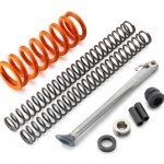 KTM suspension lowering kit