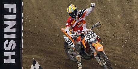 Mike Brown Wins Barcelona Enduro X