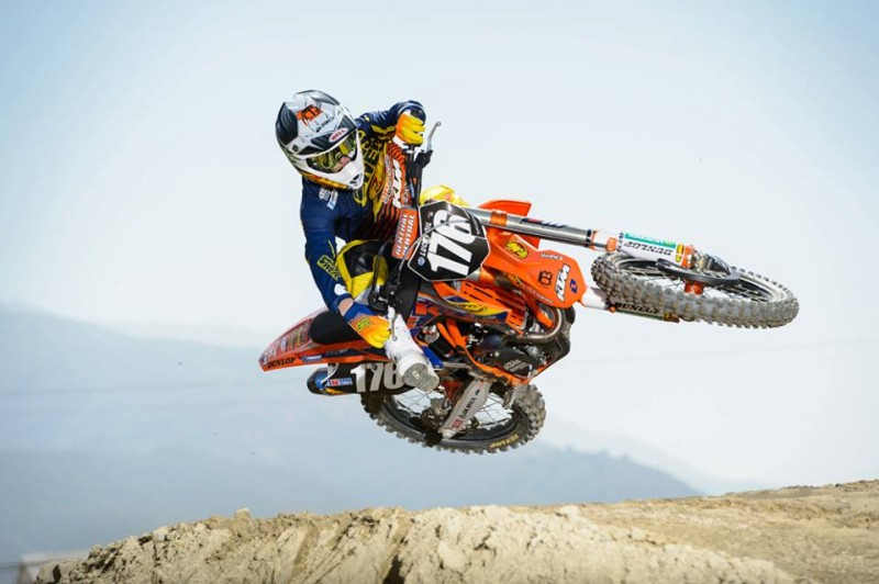 Rockstar Energy & Davi Millsaps to ride KTM