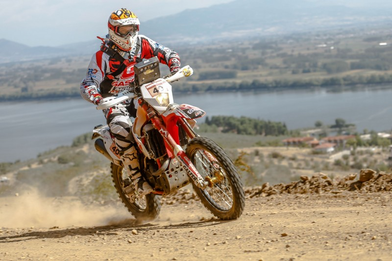 Jordi Viladoms wins in Greece