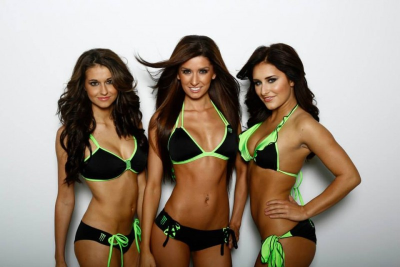 Monster Energy Cup Girls