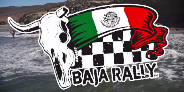2013 Baja Rally Video