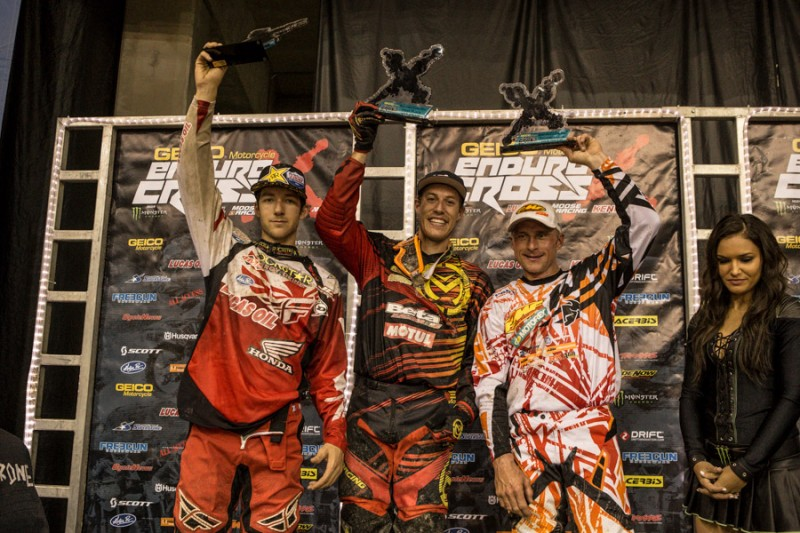 Cody Webb wins Everett endurocross