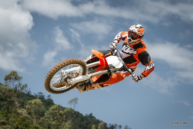 2014 KTM 450XC-F Review