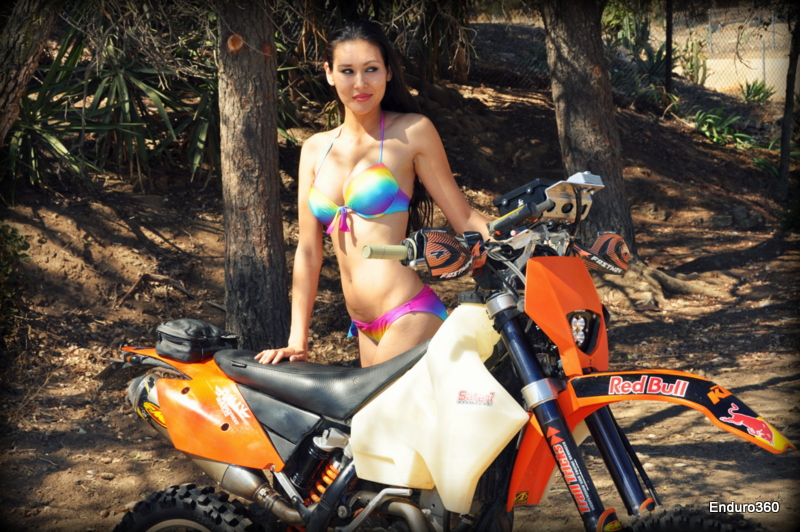Enduro360 Trophy Girl - Claire