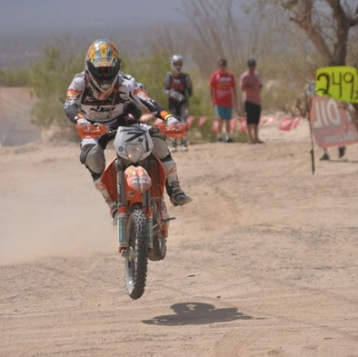 MIke Brown to race husky for 2014