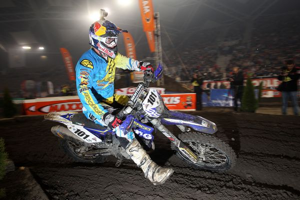 David Knight Sherco Poland Superenduro