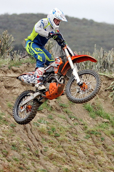 Gary Sutherlin wins Tecate HS, Dirt Focus photo