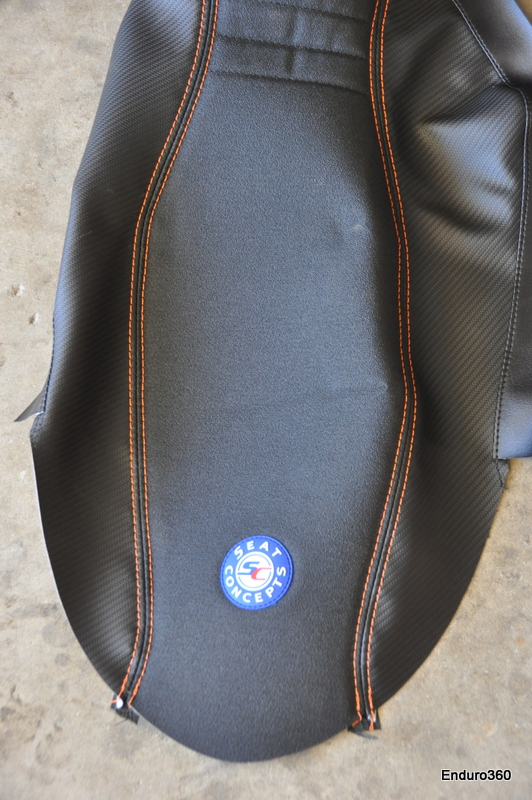 Seat Concepts foam and seat cover