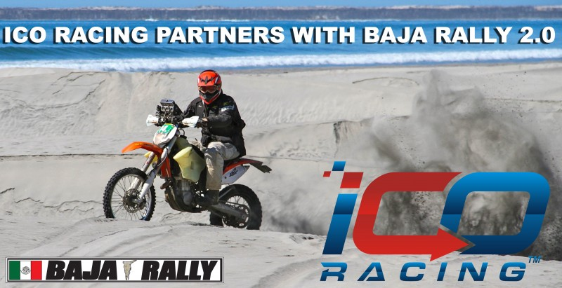 ICO Racing with Baja Rally