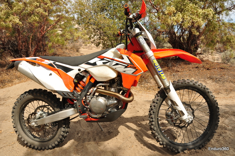 2015 KTM 450xcw Review | Enduro360.com