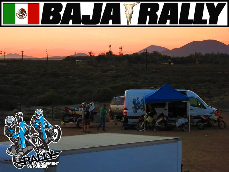 rms Baja rally package