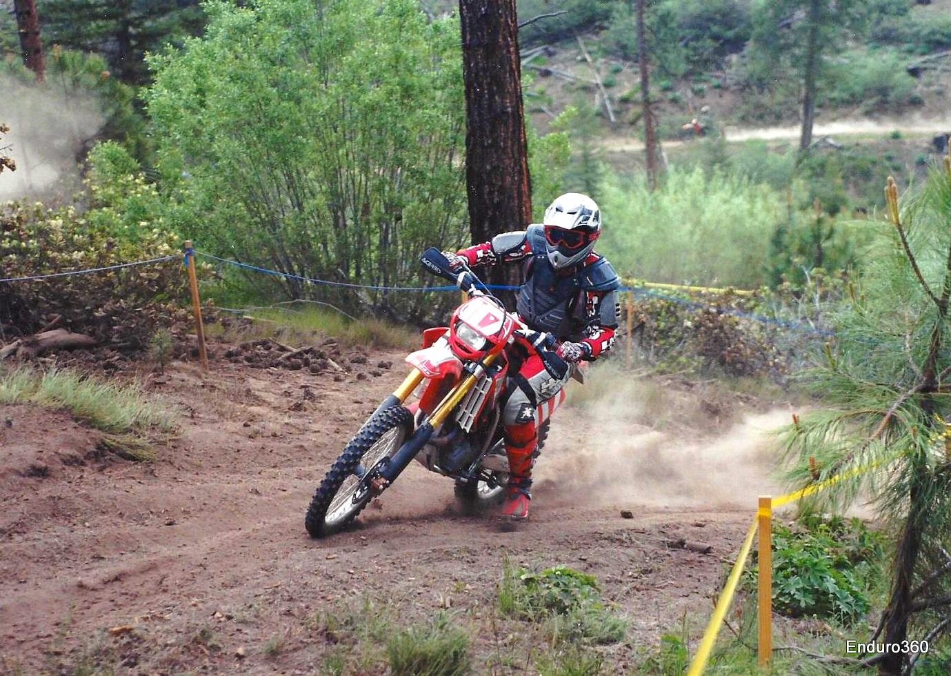 Gas Gas EC400 2002 Idaho City Qualifier