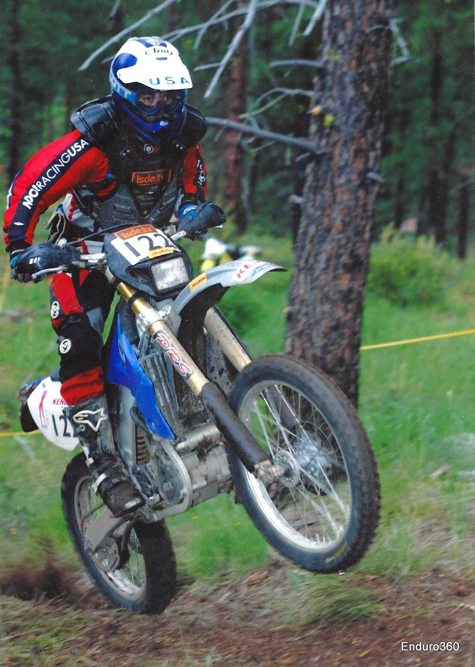 ATK 440, 2005 Idaho City Qualifier