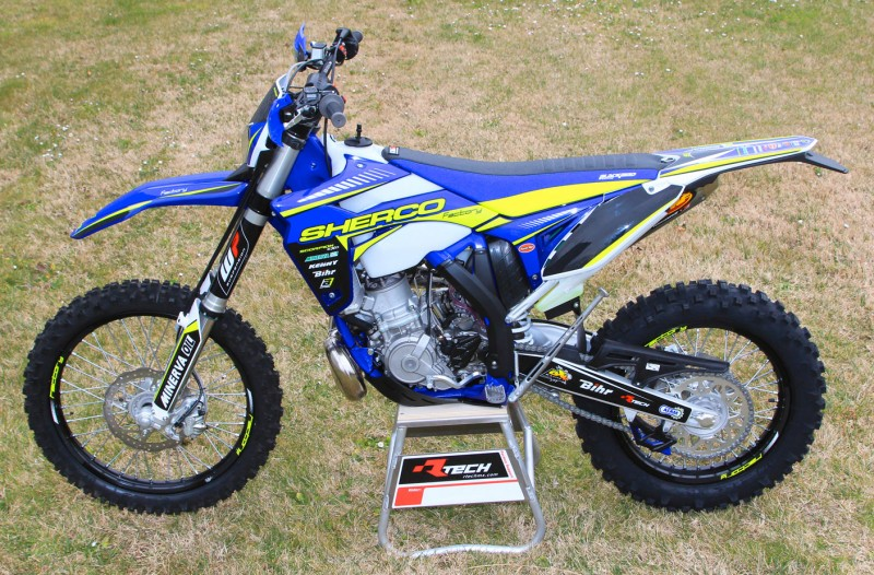 2015 Sherco Factory Edition