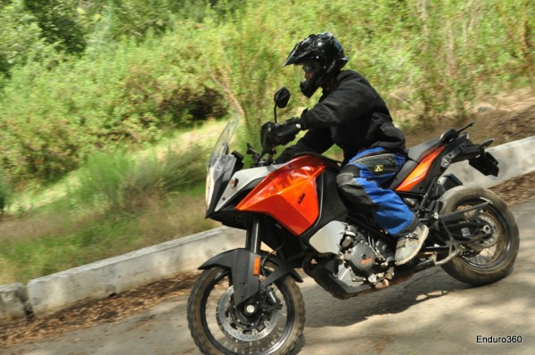 ktm 1190 adventure review
